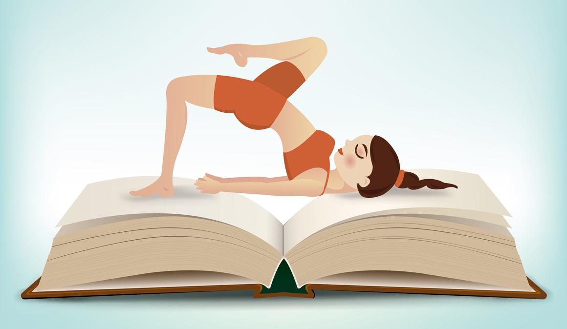 Libros de yoga recomendados por YogaFit