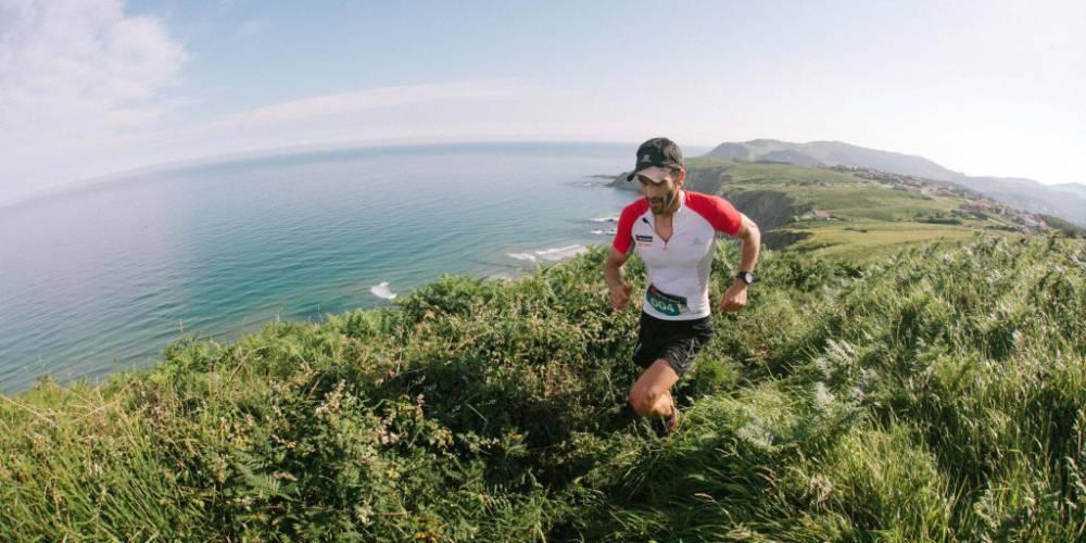 """La marcha y carrera de montaña que """"ama"""" el mar"""