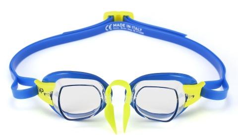 Michael Phelps rediseña la gafa sueca de natación