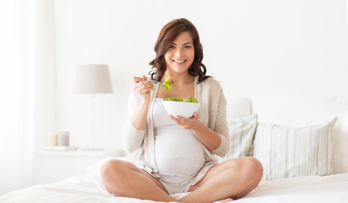 La dieta en el embarazo, ¿qué comer?
