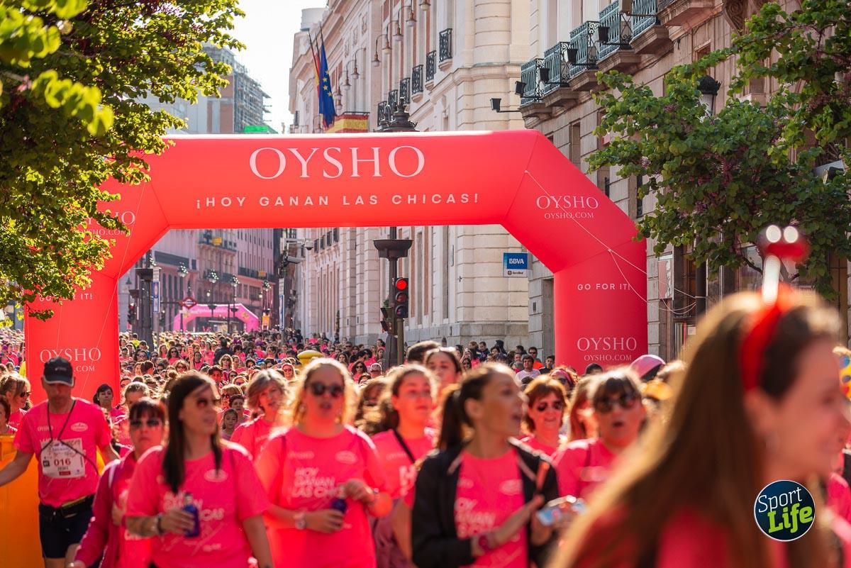 Miles de fotos gratis de la Carrera de la Mujer de Madrid