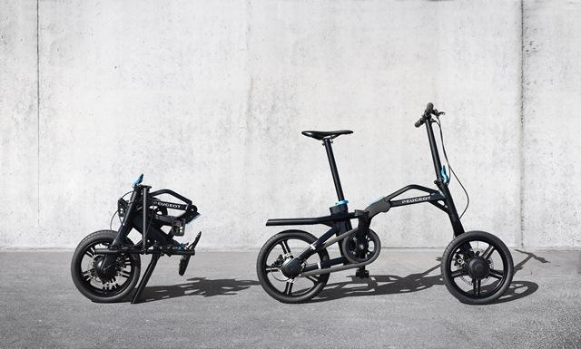 La nueva bici eléctrica de Peugeot