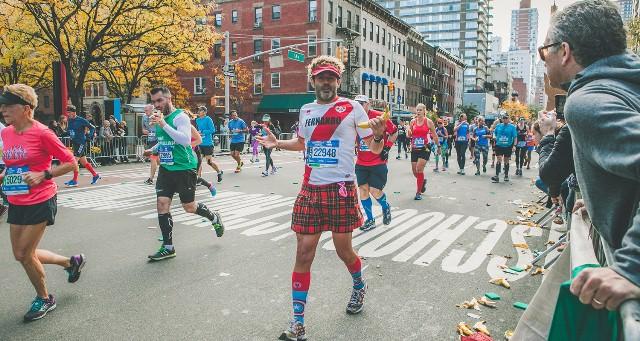 Cómo ir al Maratón de Nueva York