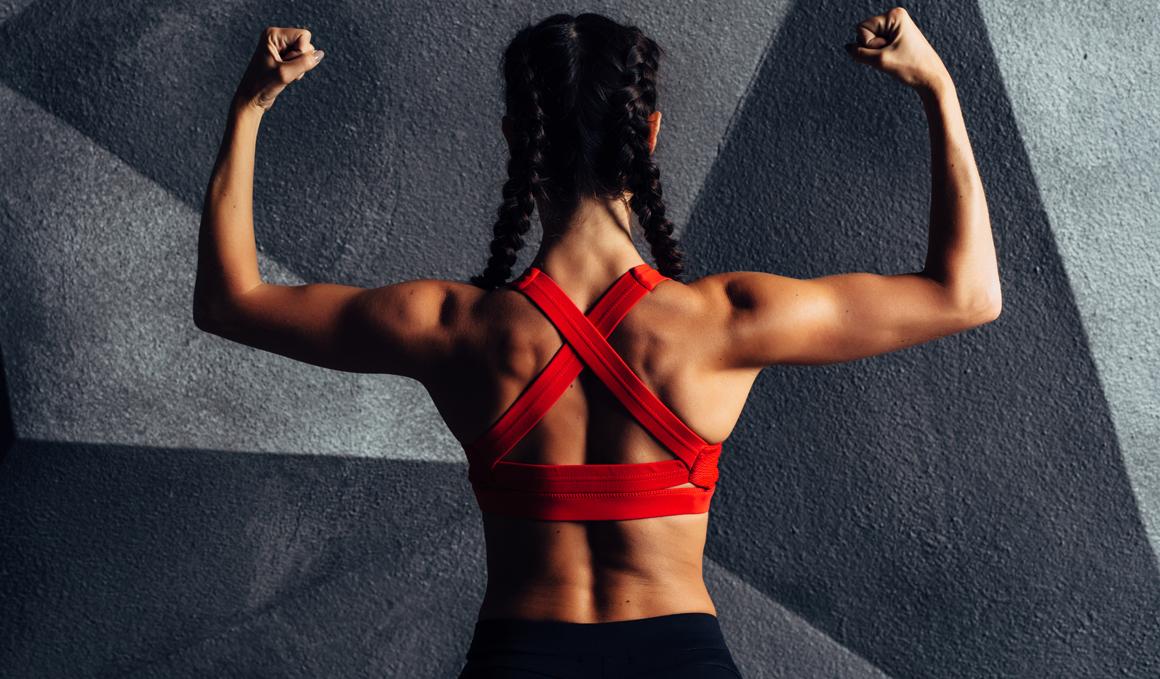 Actualiza tus ejercicios de hombros