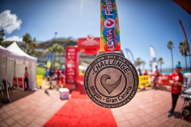 ¿Cuánto pagarías por una medalla de finisher?