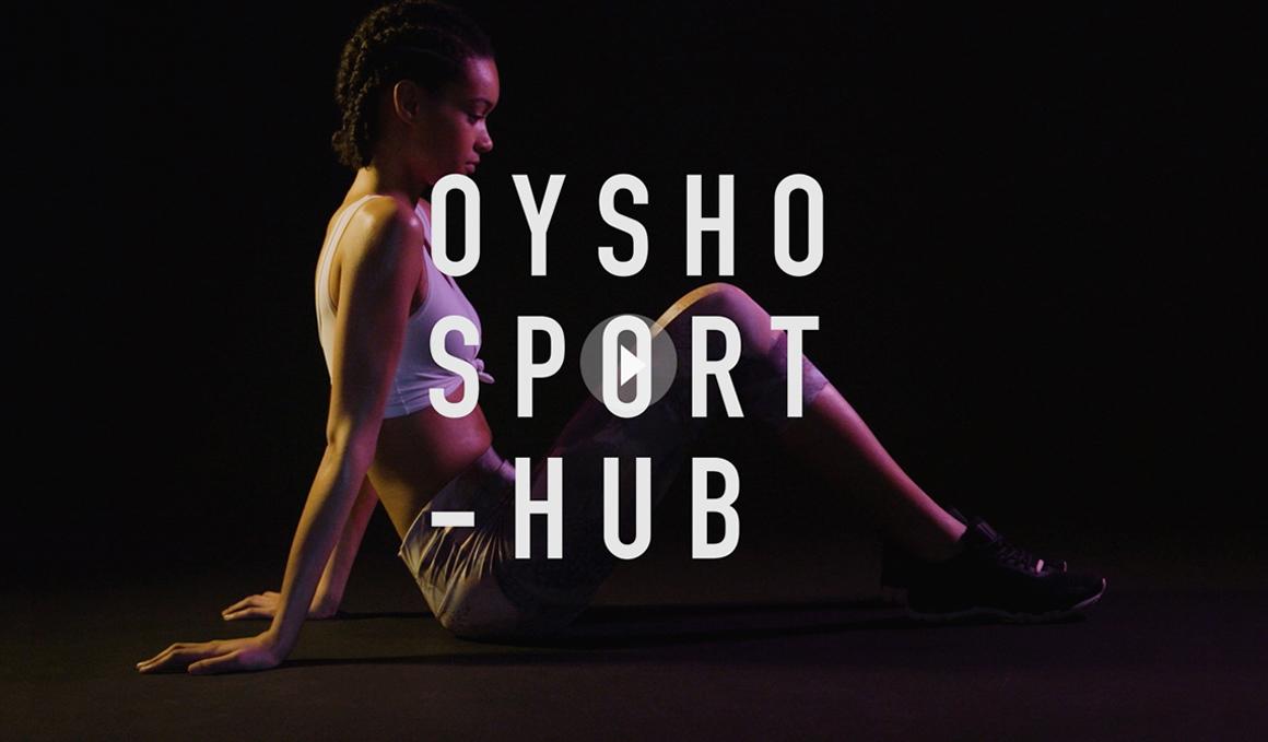 Oysho Sport-Hub, el gimnasio pop up de Oysho llega a Barcelona y Madrid