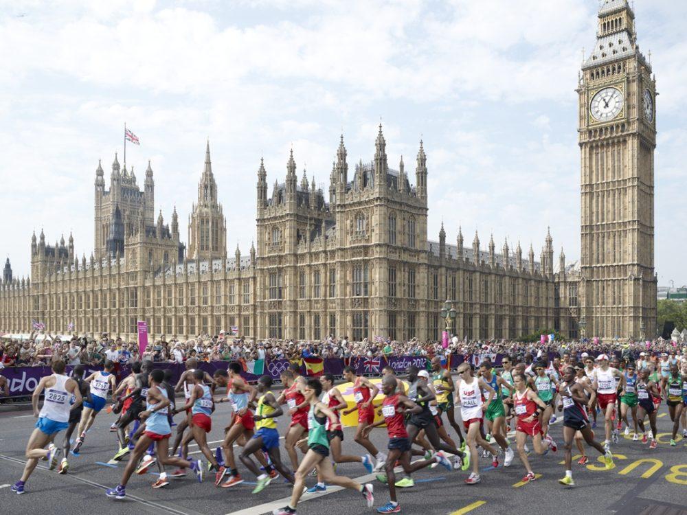 EL viaje que te llevará al Medio Maratón de Londres