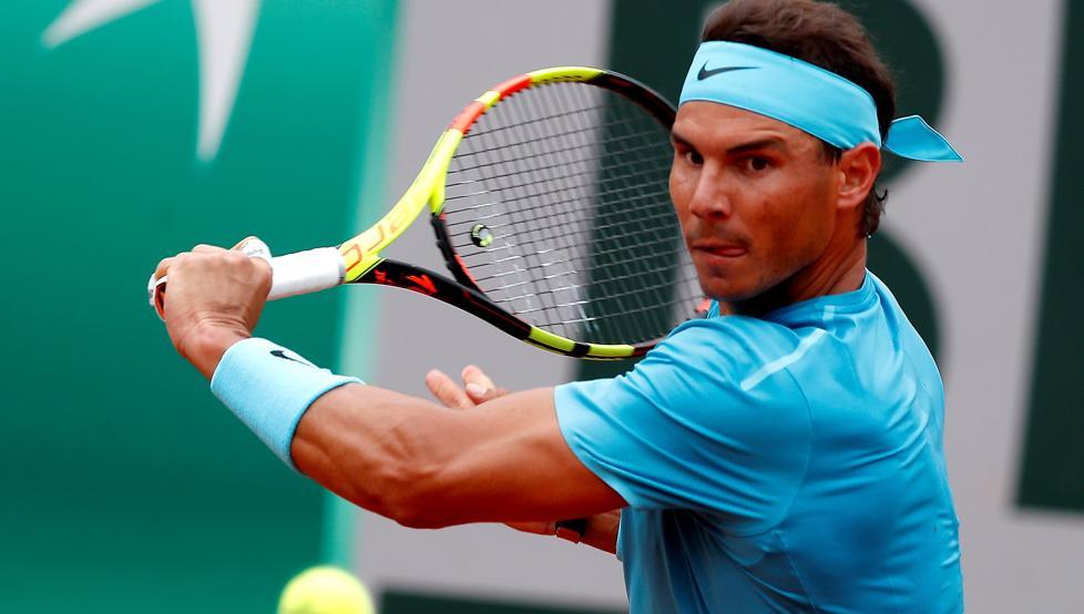 Suspendido el partido de Rafa Nadal en Roland Garros