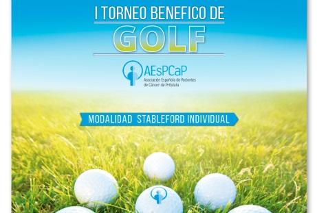 Golf solidario frente al cáncer de próstata