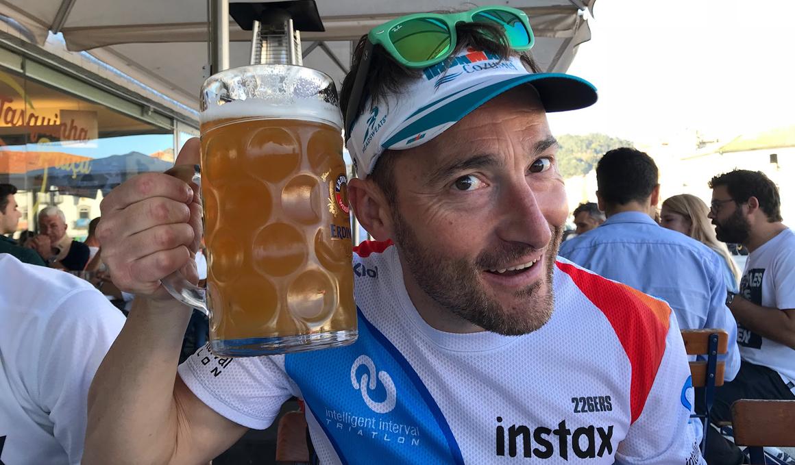 Beber alcohol y hacer deporte