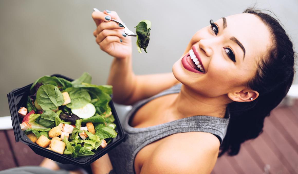10 formas de estropear una comida saludable