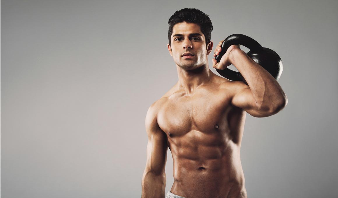 Consigue los hombros que quieres con entrenamiento unilateral