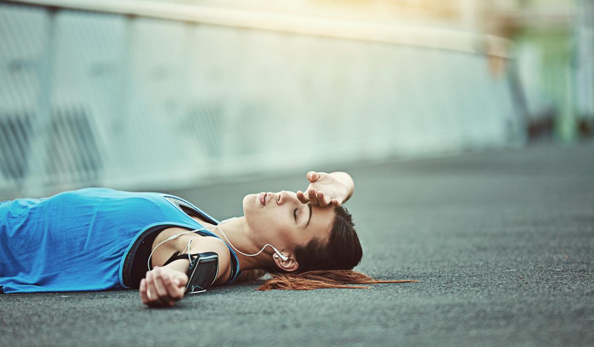 15 señales de que necesitas descansar
