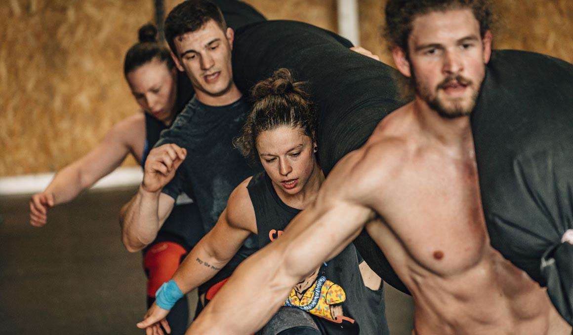 El equipo español CrossFit Norte Redondela logra clasificarse para los Reebok CrossFit Games