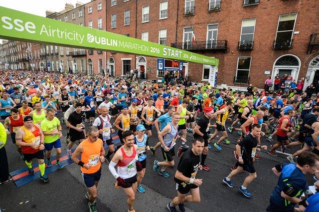 El viaje que te lleva el Maratón de Dublín