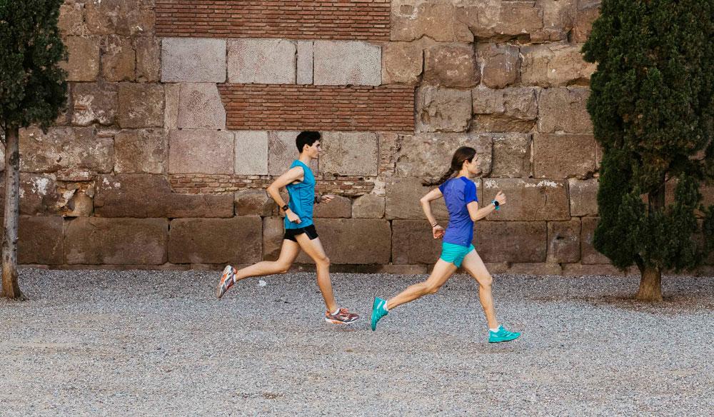 ¿El secreto para una vida feliz? ¡Corre 5 km por semana!