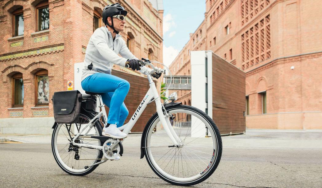 La bici eléctrica sin cables