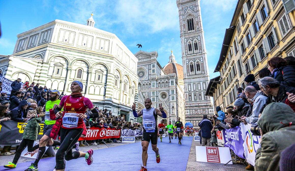 ¿Te vienes al Maratón de Florencia?