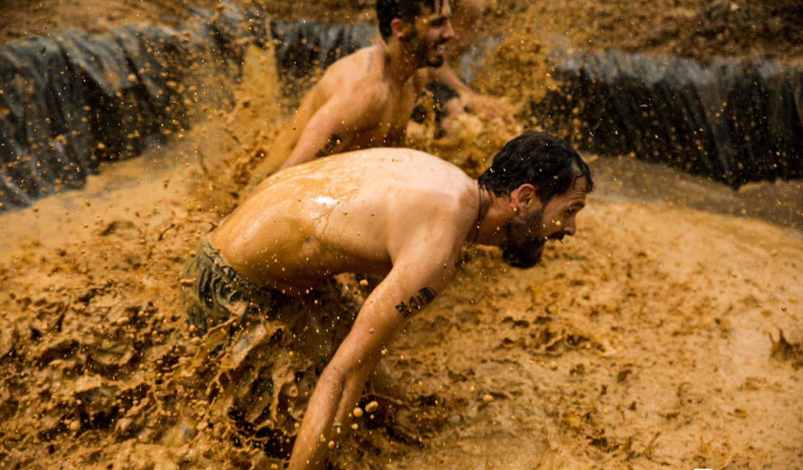 Así fue la carrera Maori Race en el Montseny
