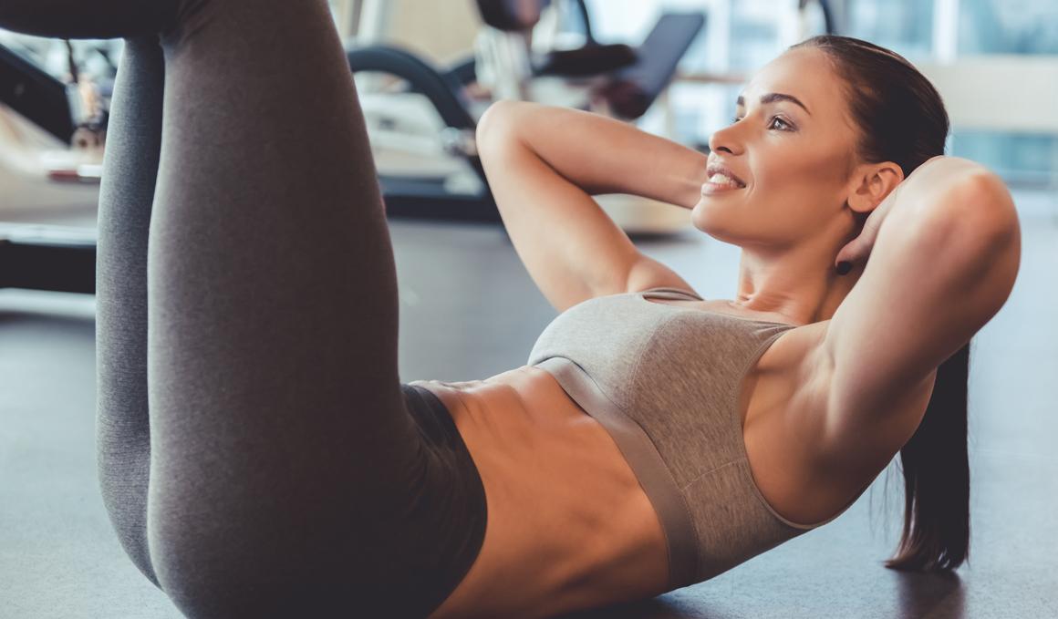 Abdominales de revista: ¿tengo que desterrar los crunch de mi entrenamiento?