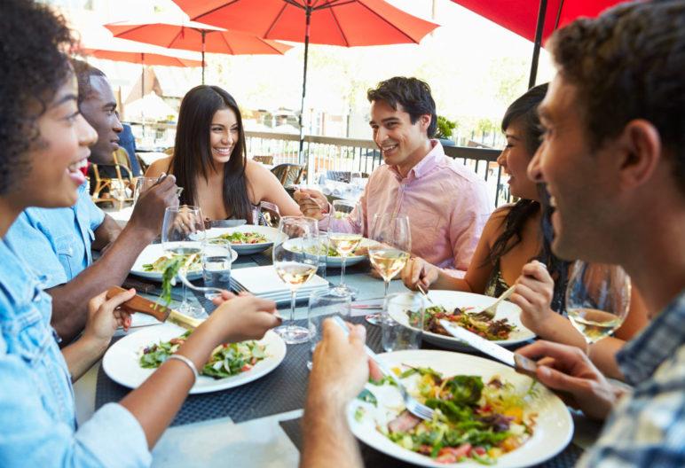 5 normas para comer fuera de casa...y no engordar