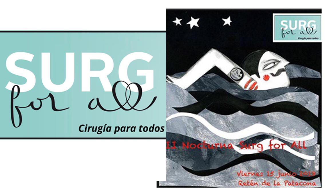 ¿Conoces Surg For All? Natación y Solidaridad para mejorar la cirugía en el tercer mundo