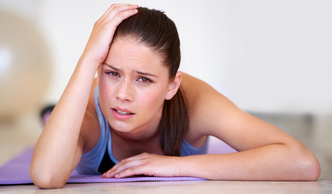 Mujer deportista, tus problemas de salud más habituales