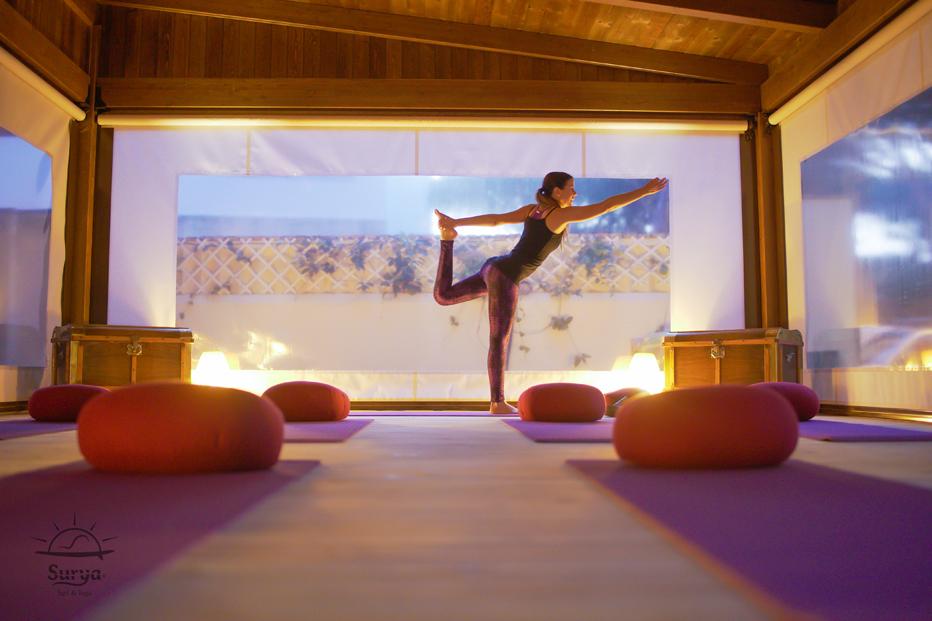 Surf y yoga en Cáidz