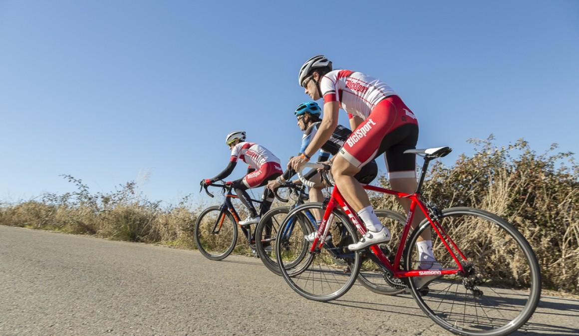 Los 5 trucos para subir mejor los puertos en bici