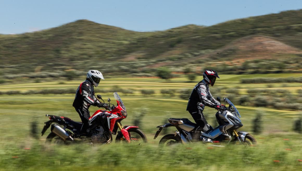 ¡Disfruta de la #AventuraHonda! Pura adrenalina con dos invitados sorpresa