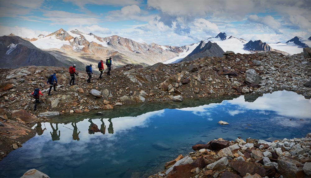 Una aventura en los Alpes, ¿te vienes?