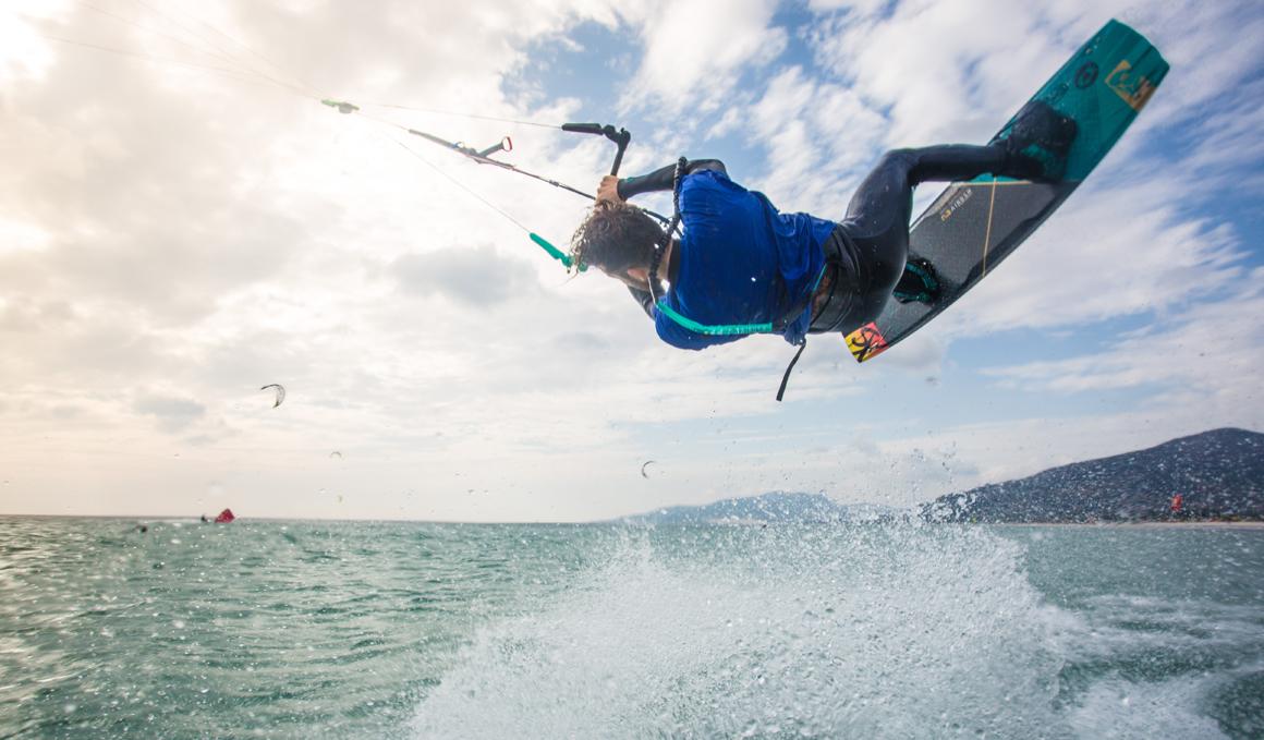 Tu primera clase de kitesurf