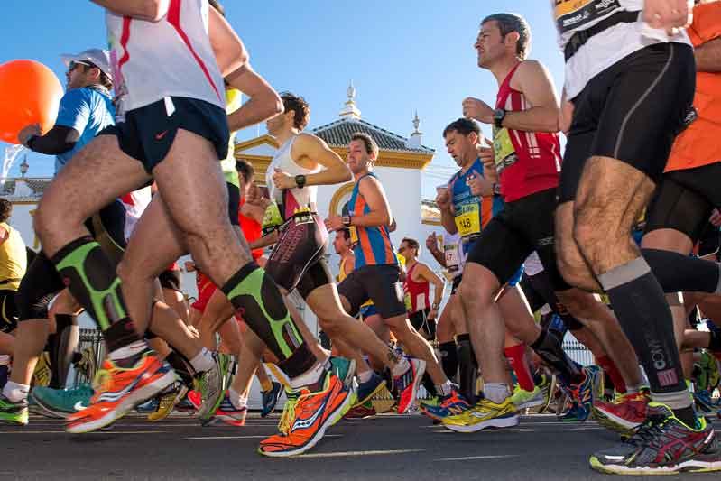 ¿Es peligroso correr un maratón?