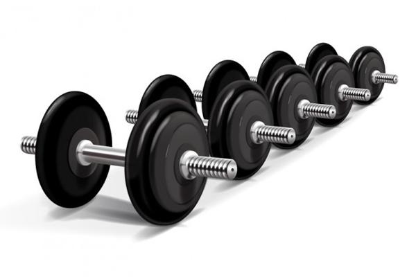 Las pesas