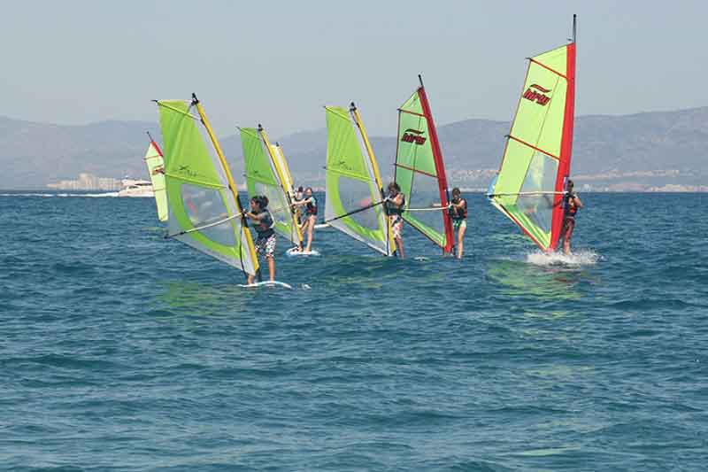 Claves para mejorar tu técnica en windsurf