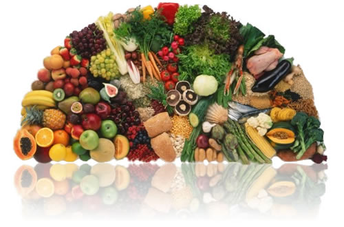 Tabla de los alimentos más ricos en hierro