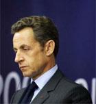 Sarkozy hospitalizado por correr