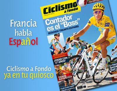 El triunfo de Contador en Ciclismo a Fondo