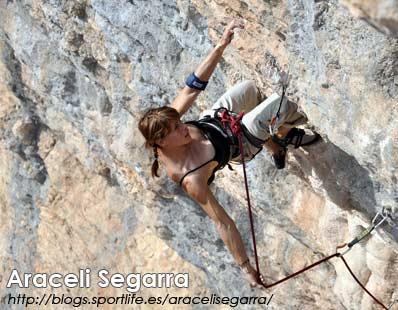 Araceli Segarra sigue escribiendo para tí