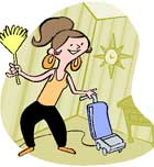 Las labores de casa previenen la aparición de cáncer