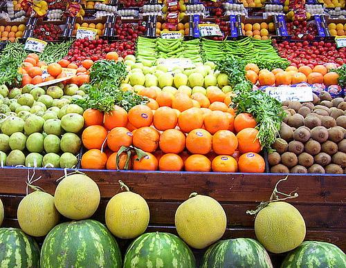 ¿De qué depende el sabor de las frutas y las hortalizas?