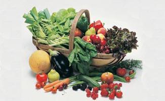 Más fruta y más verdura para perder peso sin pasar hambre