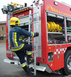 La dieta de los bomberos