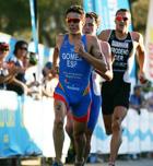 Javi Gomez Noya, Subcampeón del Mundo de Triatlón