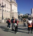 II Ruta parques y jardines históricos con Madridpatina