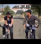 Contador explica en El Hormiguero cómo orinar montado en la bici