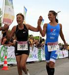Gran exito del Triatlón de la Mujer