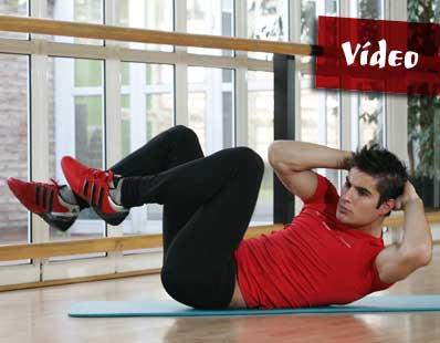 Vídeo de abdominales básicos