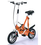XSCAPE, la bici eléctrica plegable