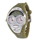 Expander,la nueva marca de relojes técnicos Sector